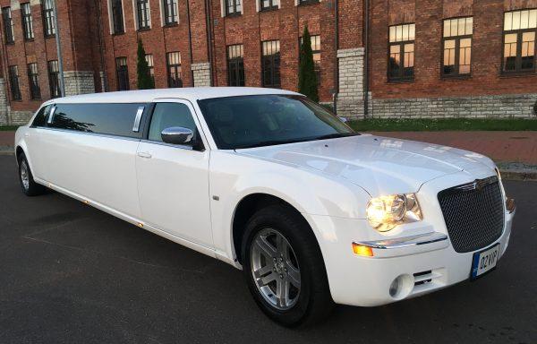 Luxlimu Chrysler 300 Limousine Rental